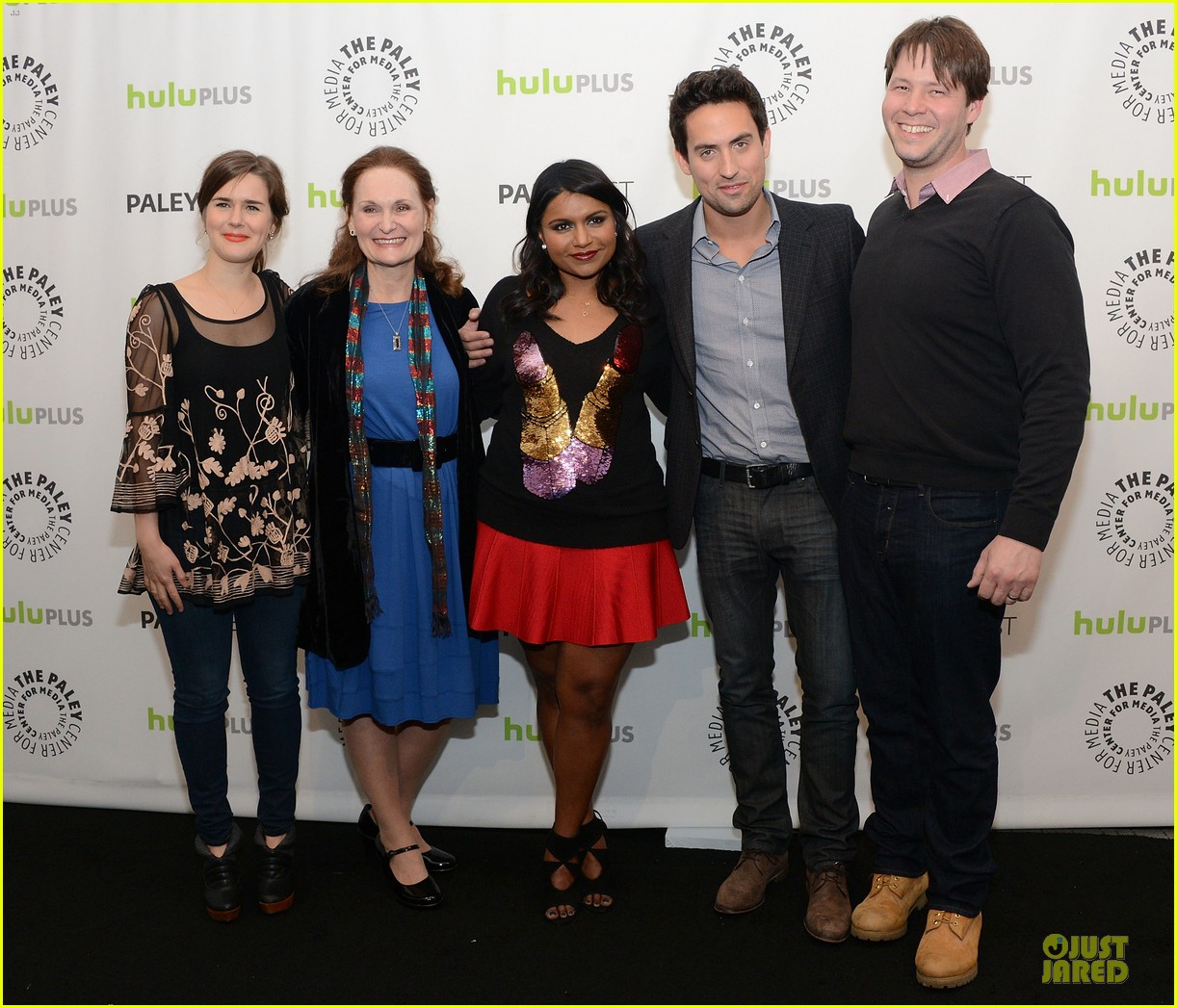 mindy kaling paleyfest for mindy project 04