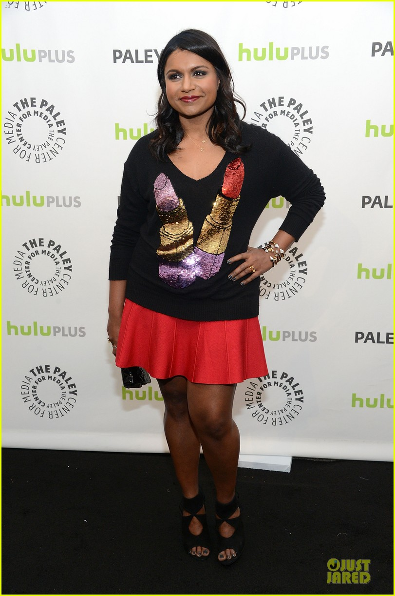 mindy kaling paleyfest for mindy project 07