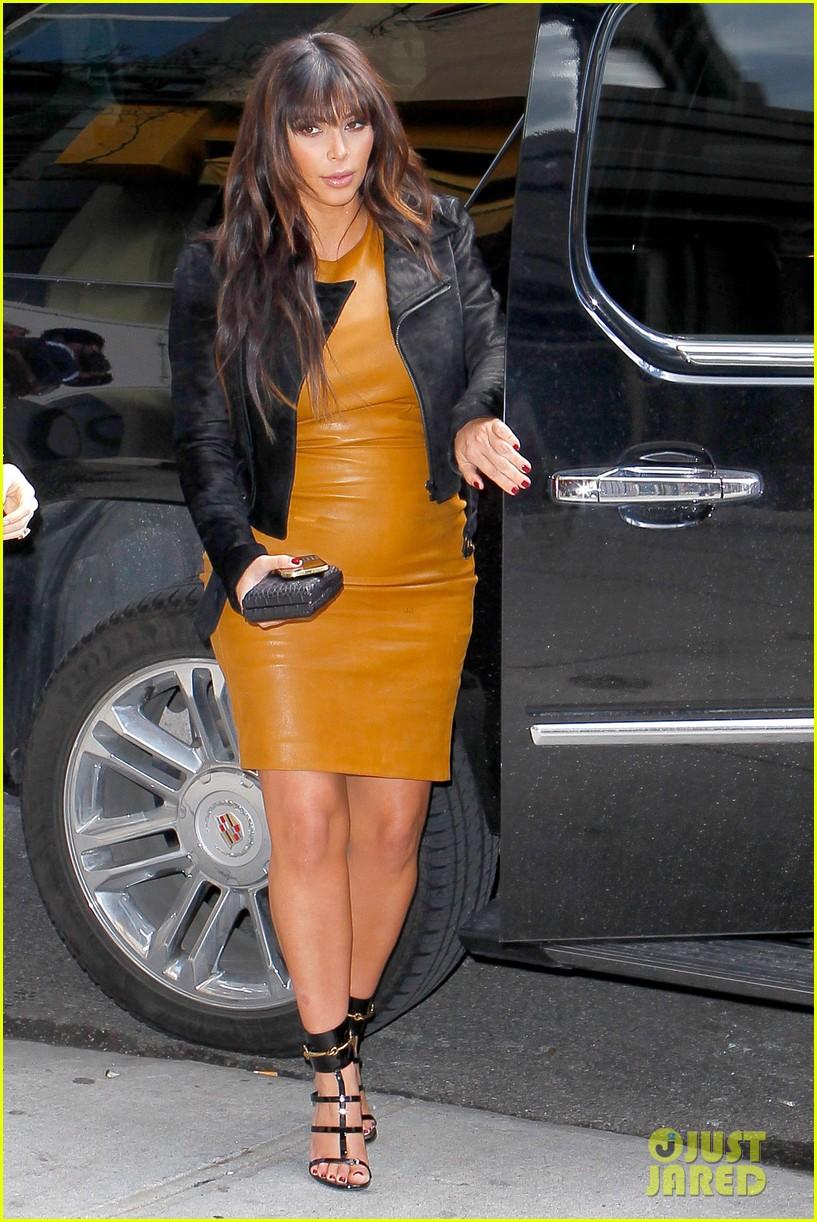 kim kardashian on her pregnancy i feel really good 11