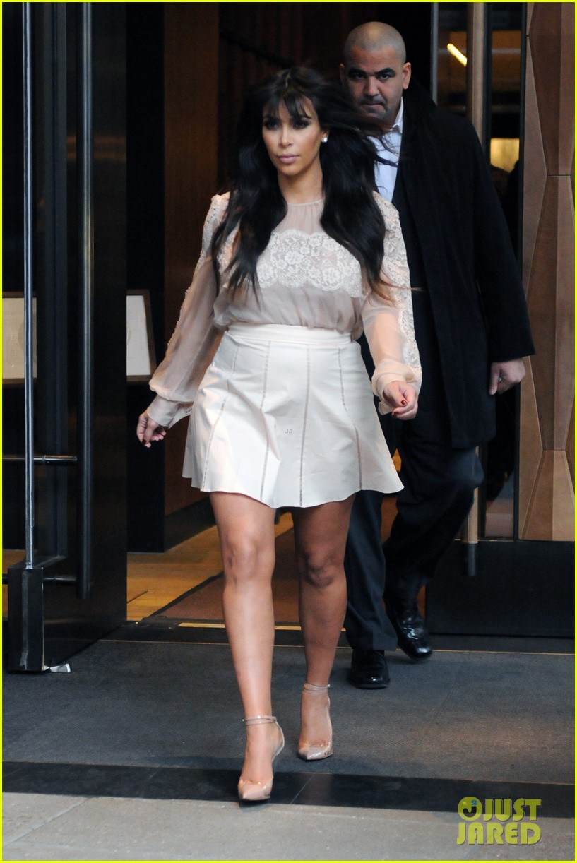 kim kardashian on her pregnancy i feel really good 21