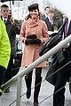 kate middleton pregnant cheltenham visit with prince william03