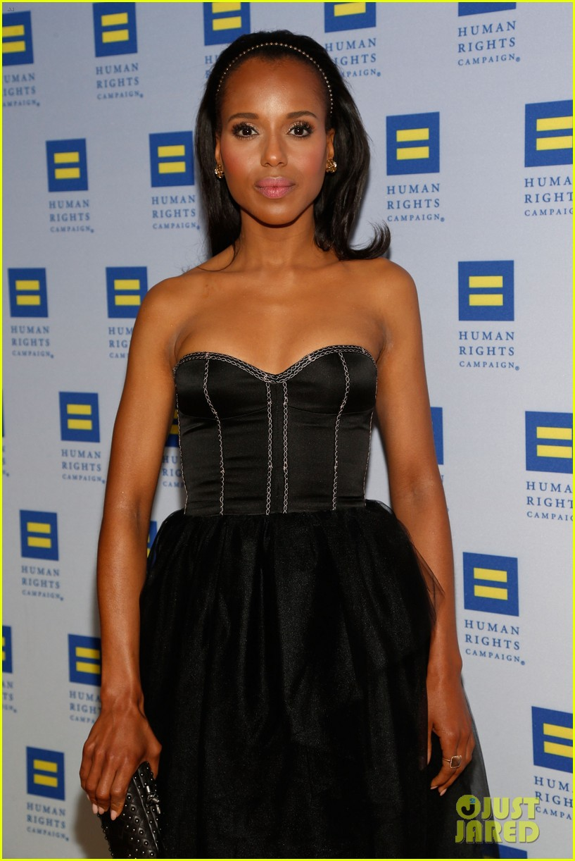 kerry washington lance bass human rights campaign gala 2013 152836949