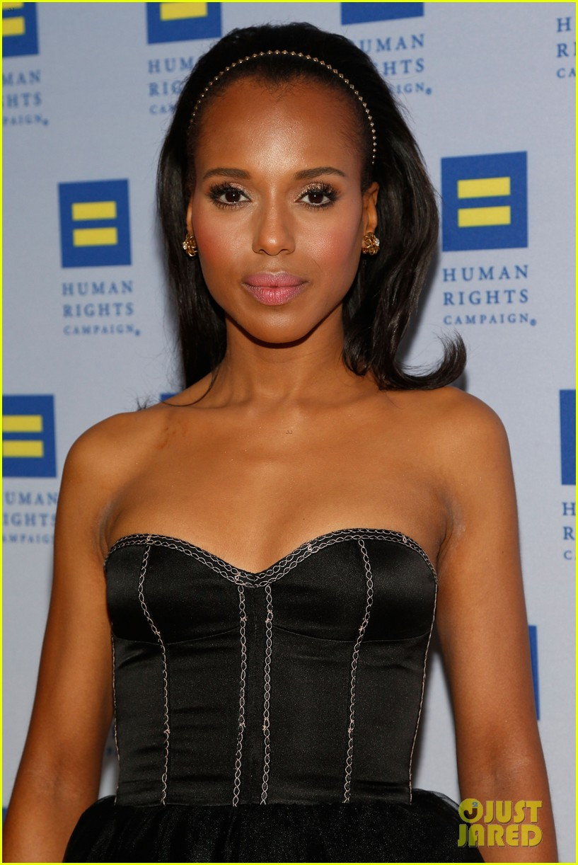 kerry washington lance bass human rights campaign gala 2013 16