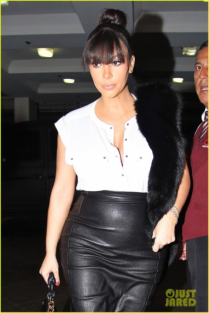 kim kardashian pregnant il pastaio lunch 04