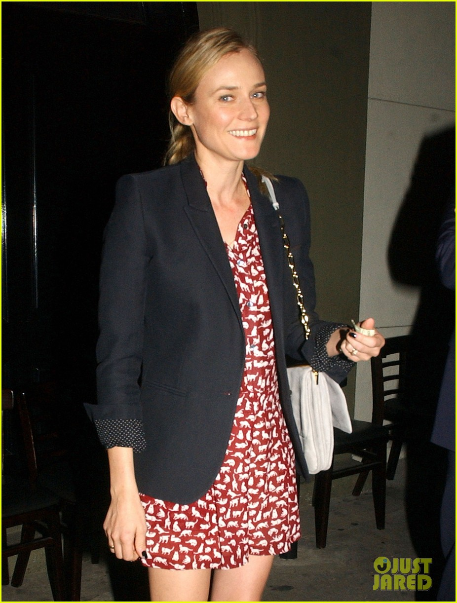 diane kruger dinner night out in la 022831153