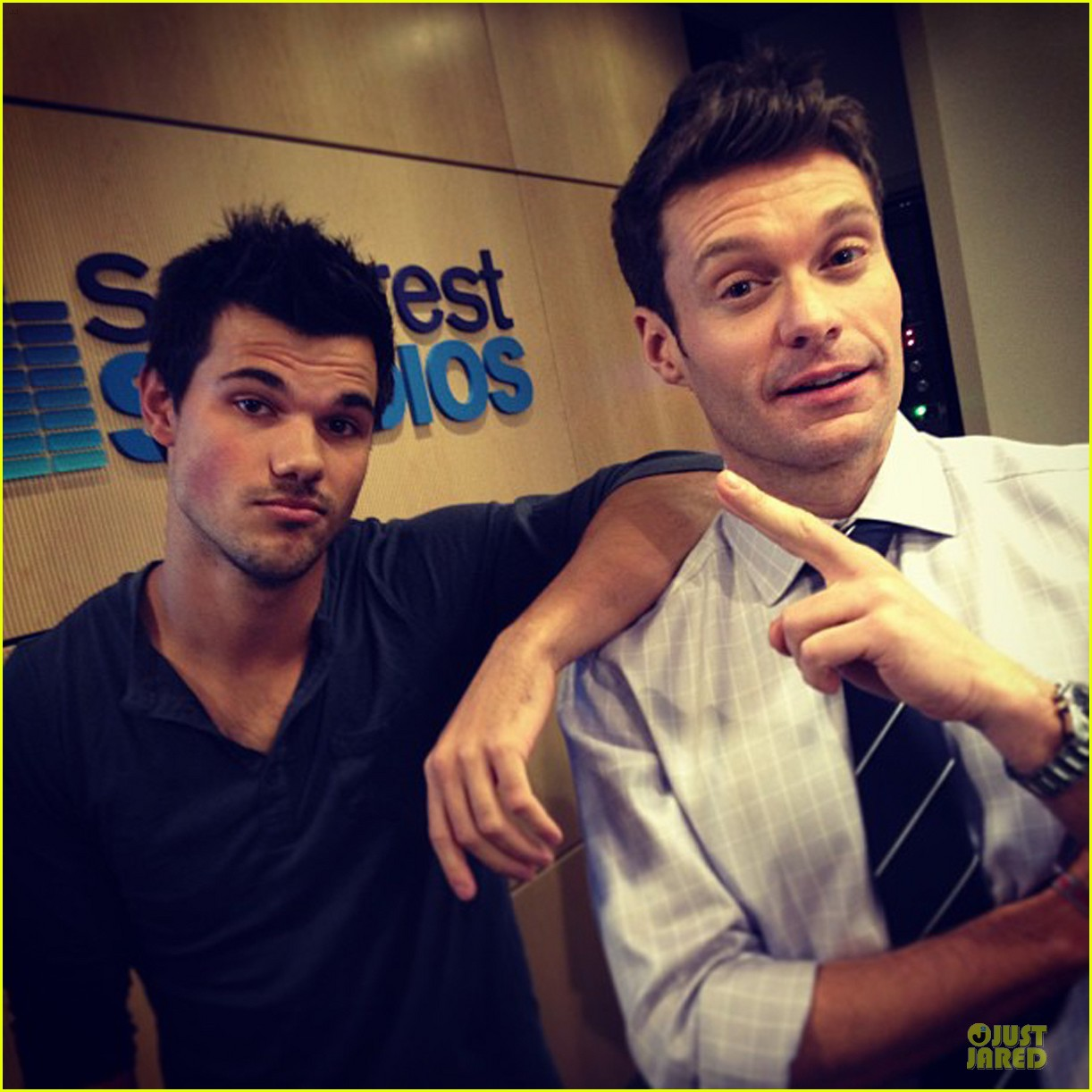 taylor lautner has a good heart raves ryan seacrest 05