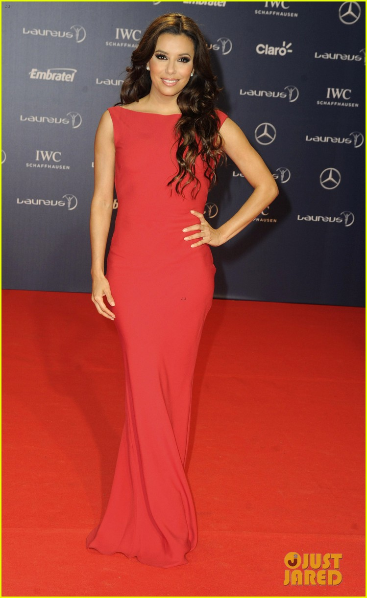 eva longoria 2013 laureus world sports awards 14