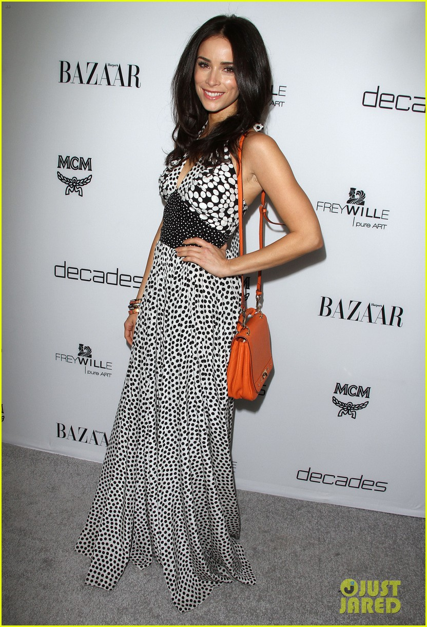 ashley madekwe abigail spencer dukes of melrose launch 27