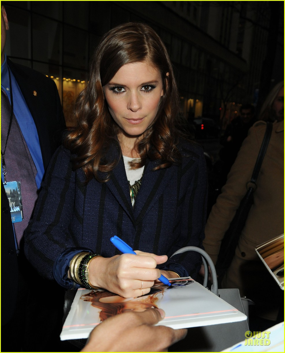 kate mara late night with jimmy fallon appearance 062837974