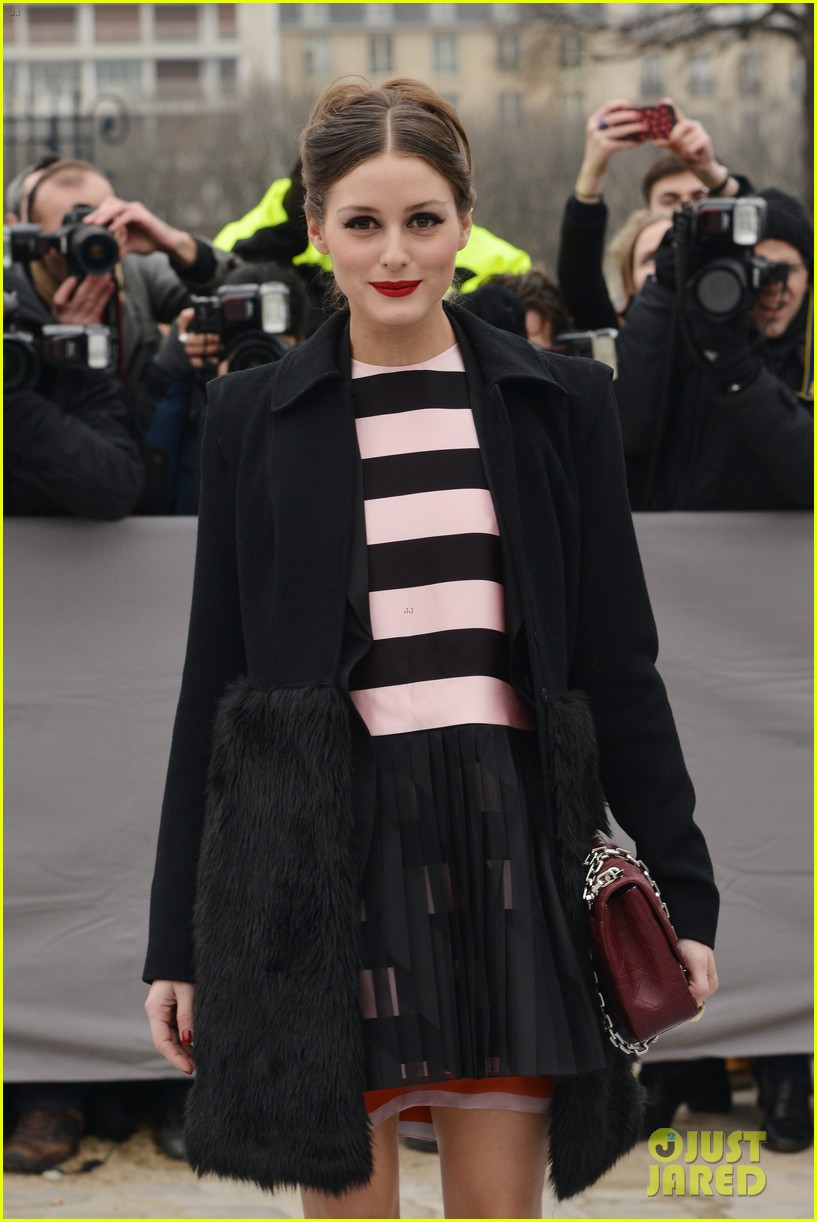 marion cotillard dior paris fashion show 05