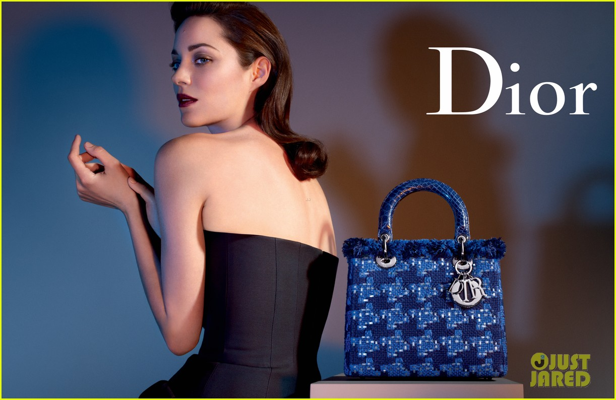 marion cotillard new lady dior campaign images 01