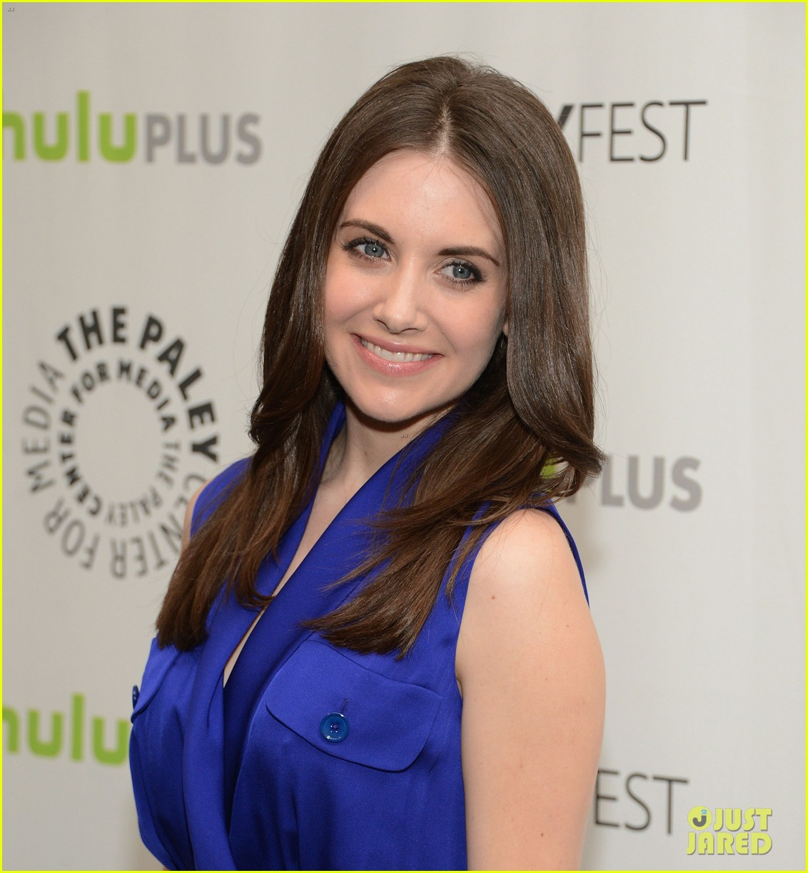 joel mchale alison brie paleyfest with community cast 15