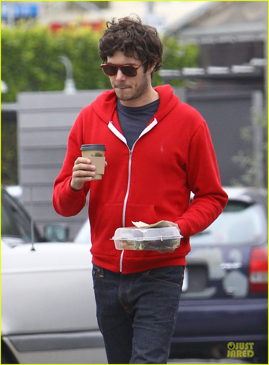 leighton meester adam brody separate lunch outings 08