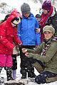 kate middleton pregnant great tower scout camp visit 05