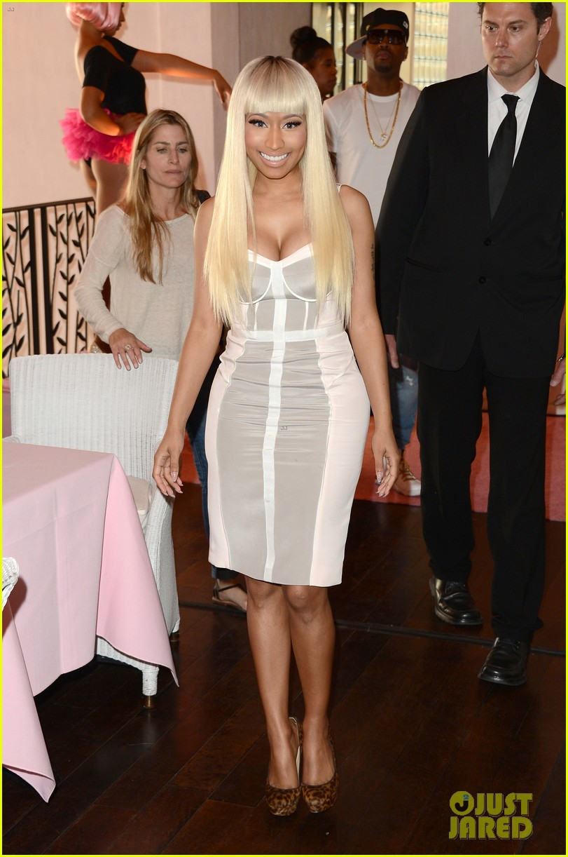 nicki minaj kmart collection event 01