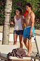 rafael nadal shirtless beach vacation with maria perrello 04