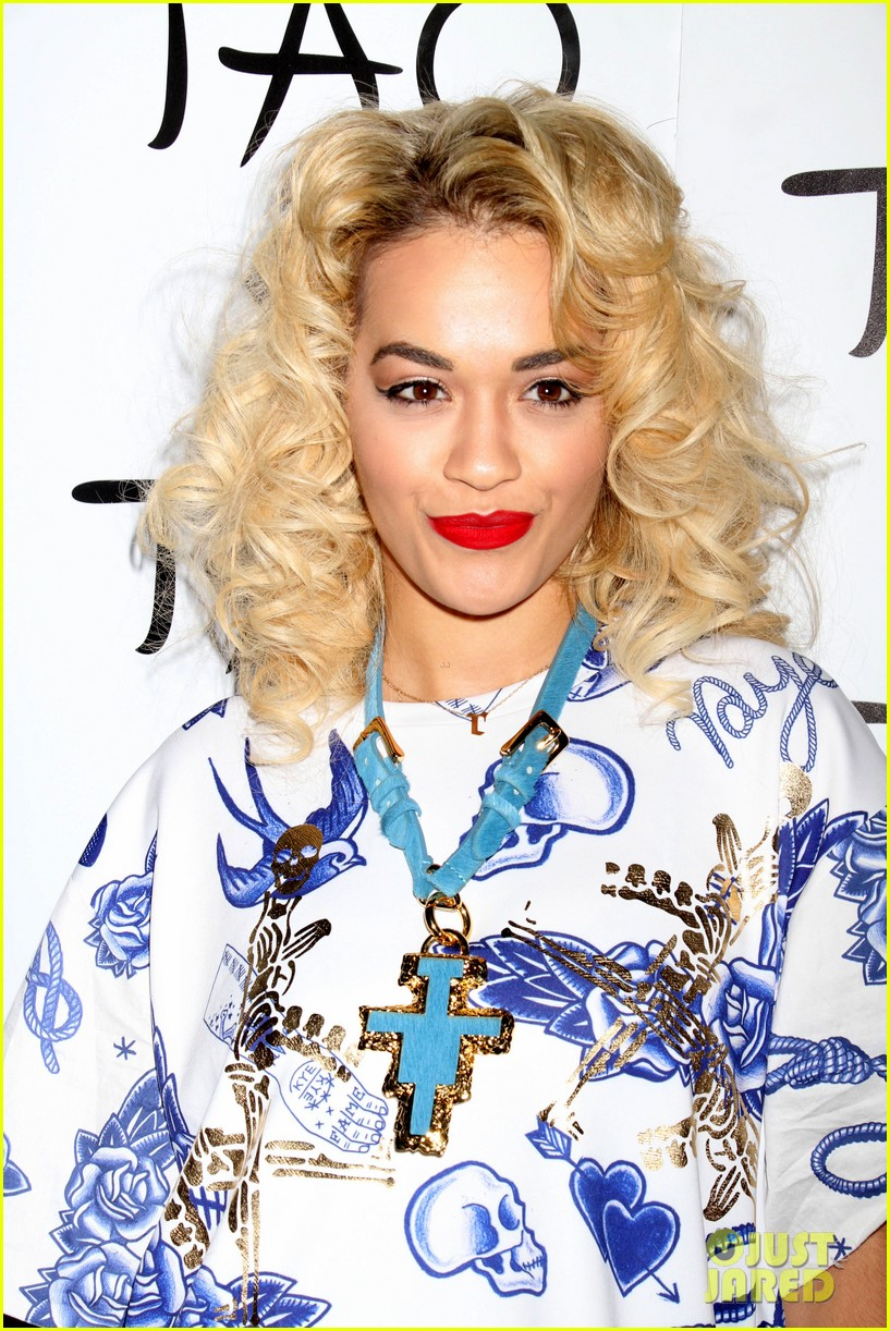 rita ora tao nightclub host 07