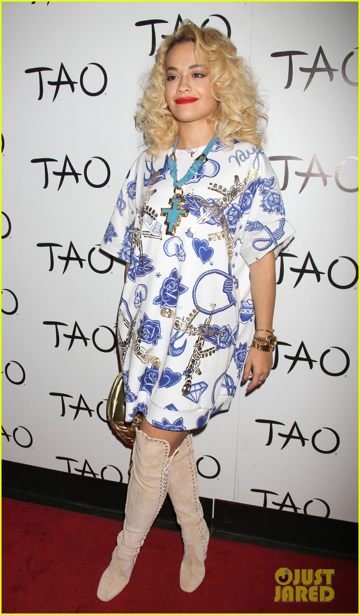 rita ora tao nightclub host 08