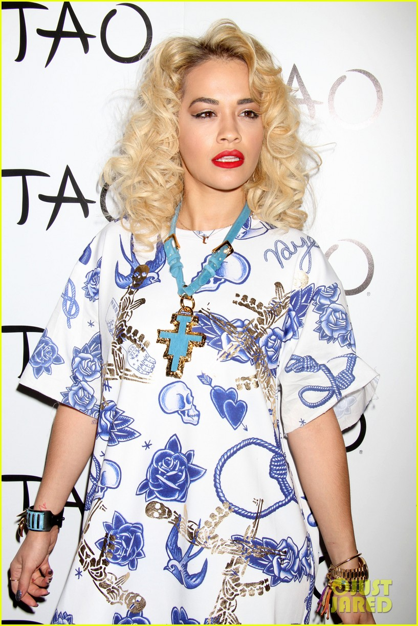 rita ora tao nightclub host 112840900