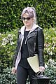 kelly osbourne steps out post seizure hospitalization 06