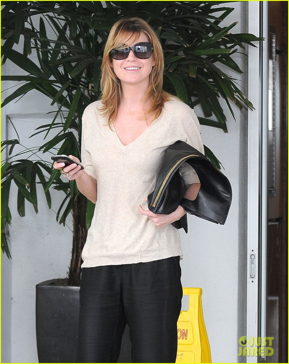 ellen pompeo new greys anatomy tonight 12