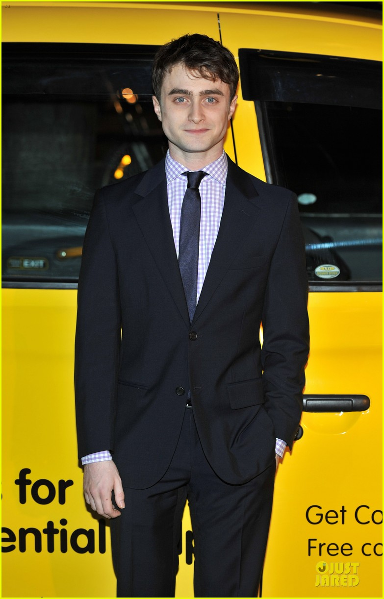Daniel Radcliffe: Get Connected Charity Auction!