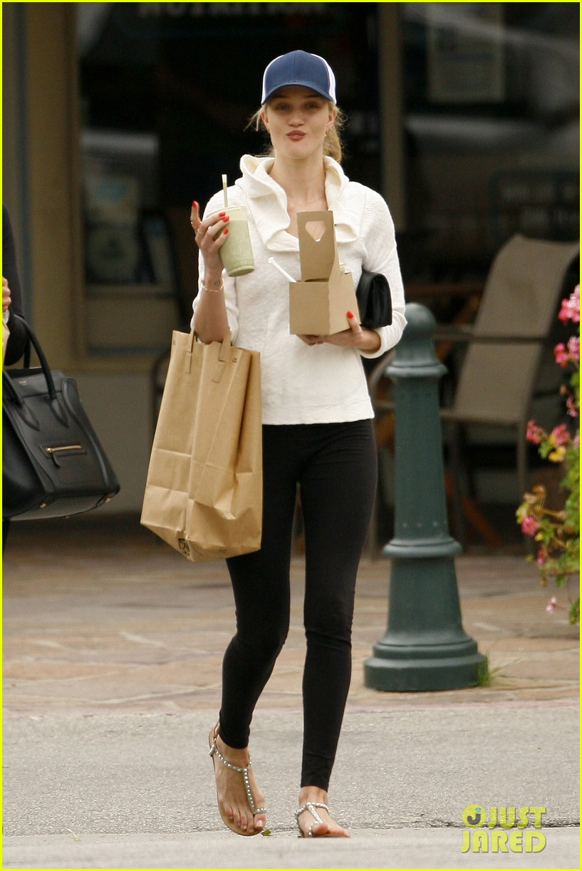 rosie huntington whiteley healthy juice run 21