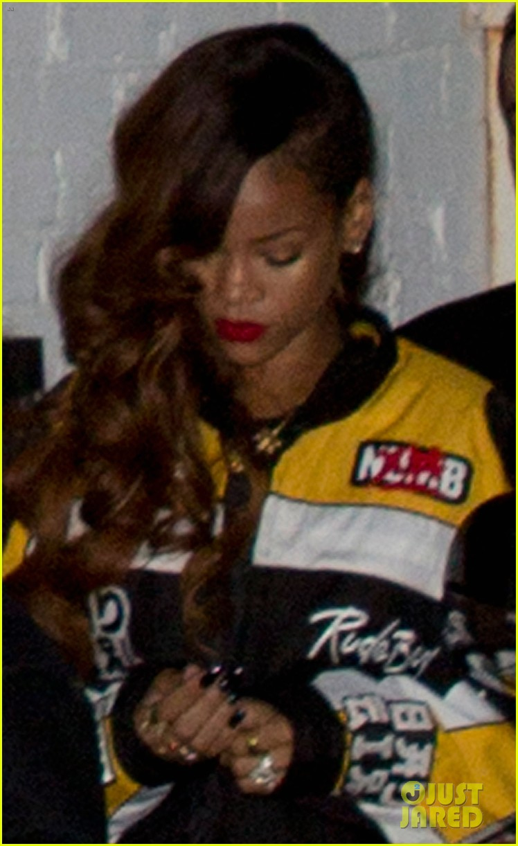 rihanna playhouse night out 02