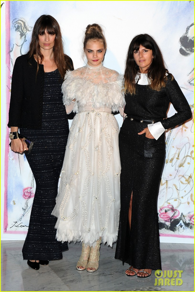 rita ora cara delevingne princess grace foundation event 102837336