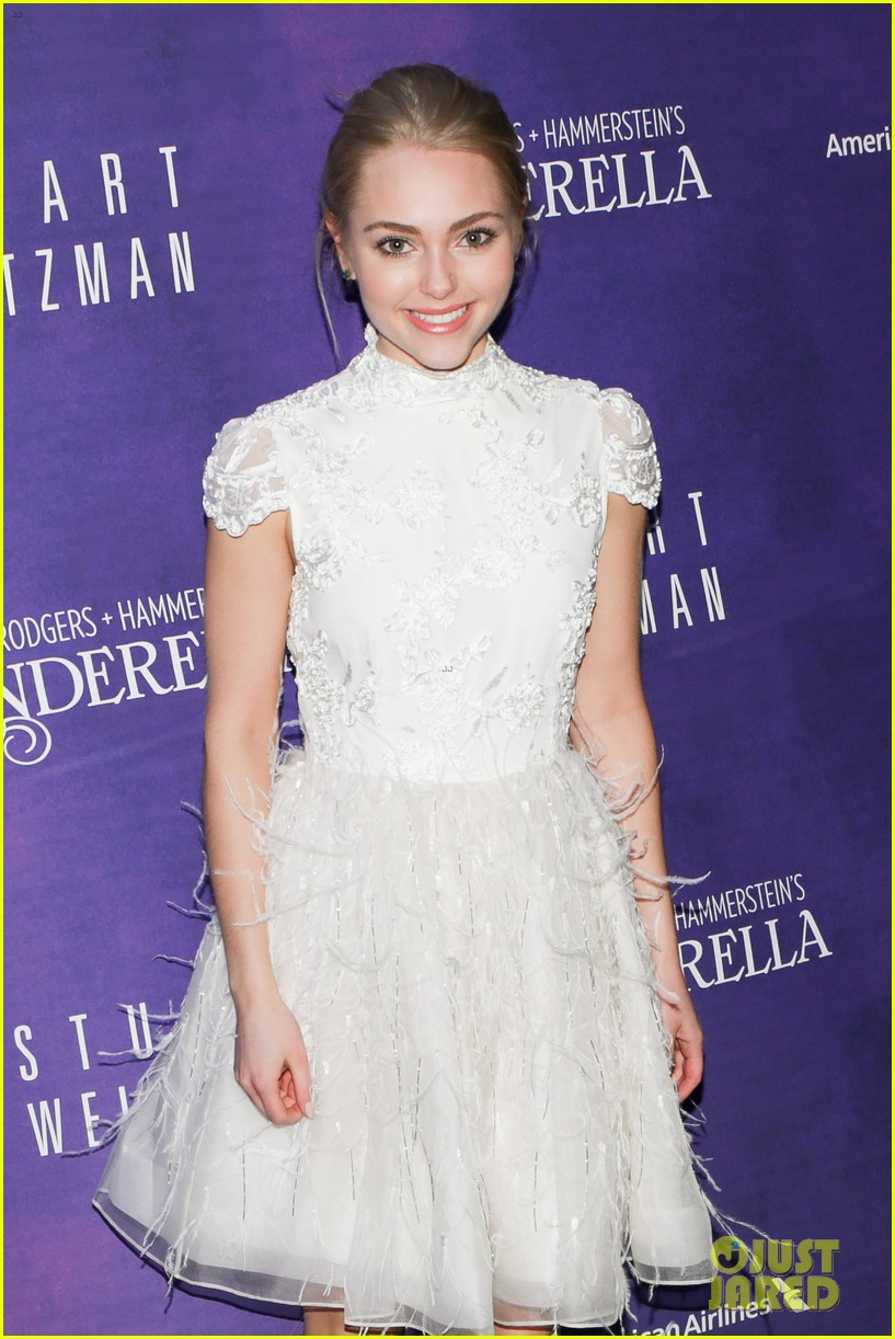 annasophia robb megan hilty cinderella open 06