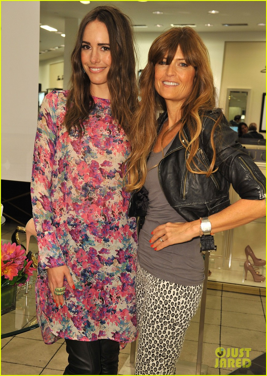 louise roe ruthie davis collection launch 07