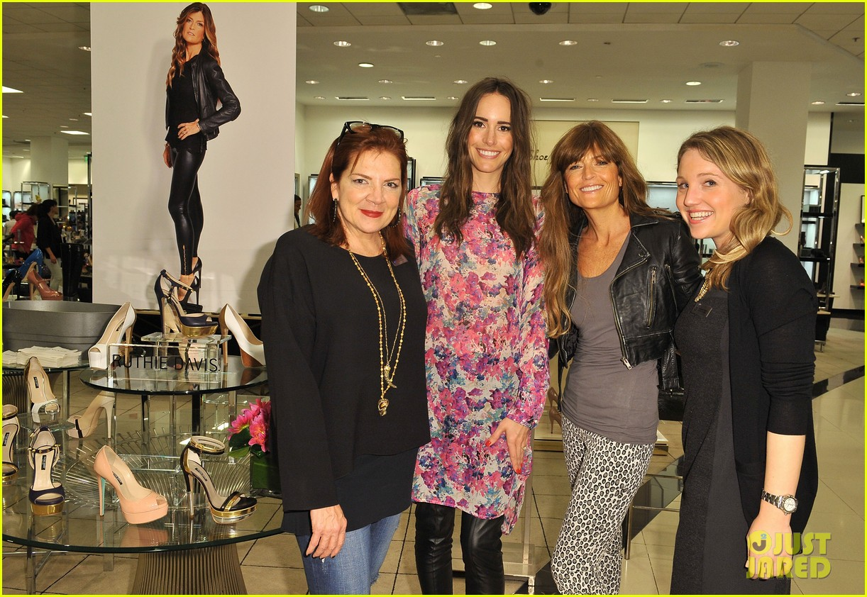 louise roe ruthie davis collection launch 13