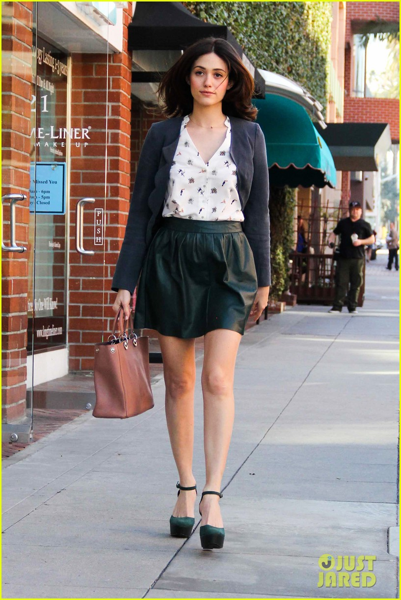 emmy rossum project runway judge this thursday 09