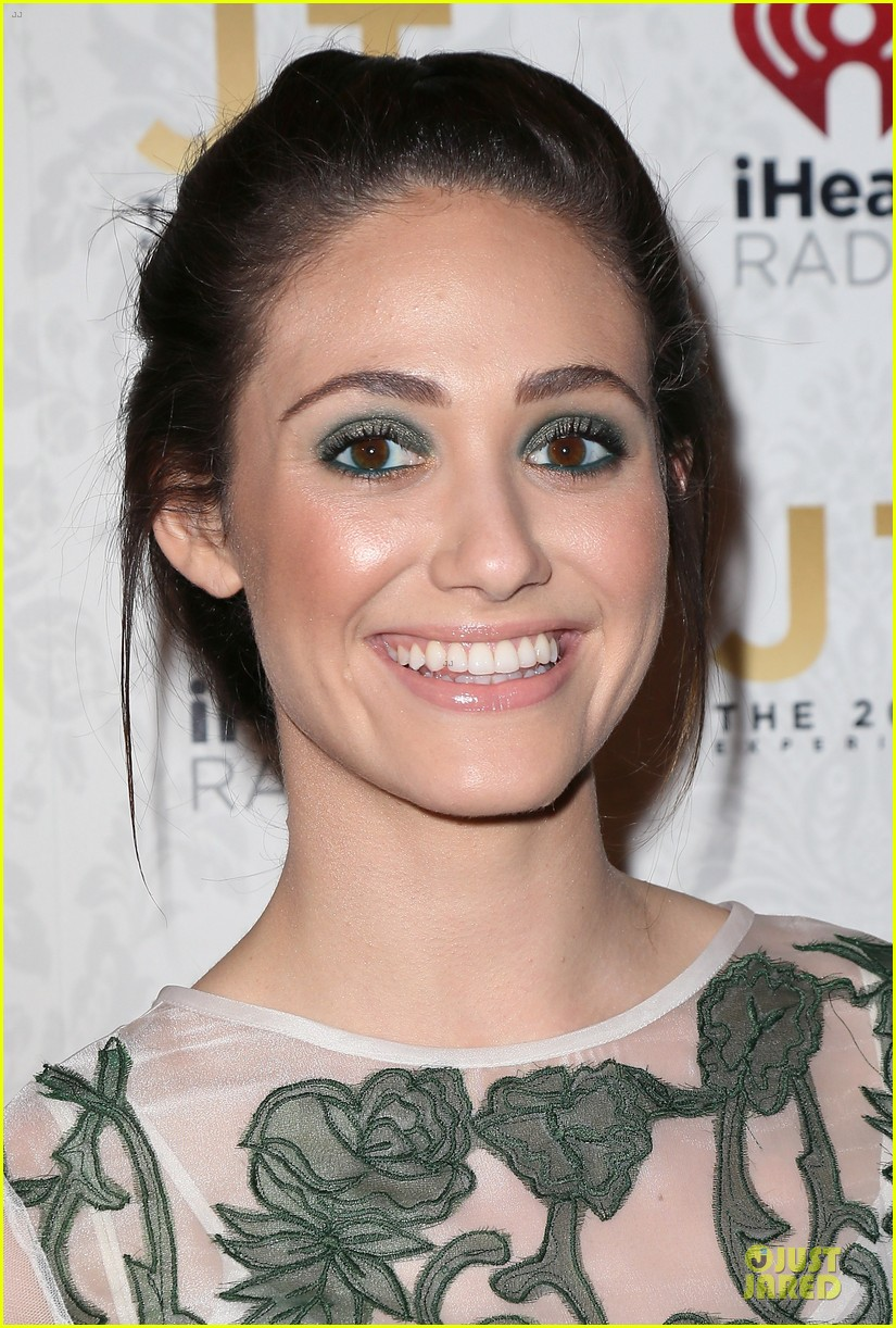 emmy rossum 20 20 experience record release party 08