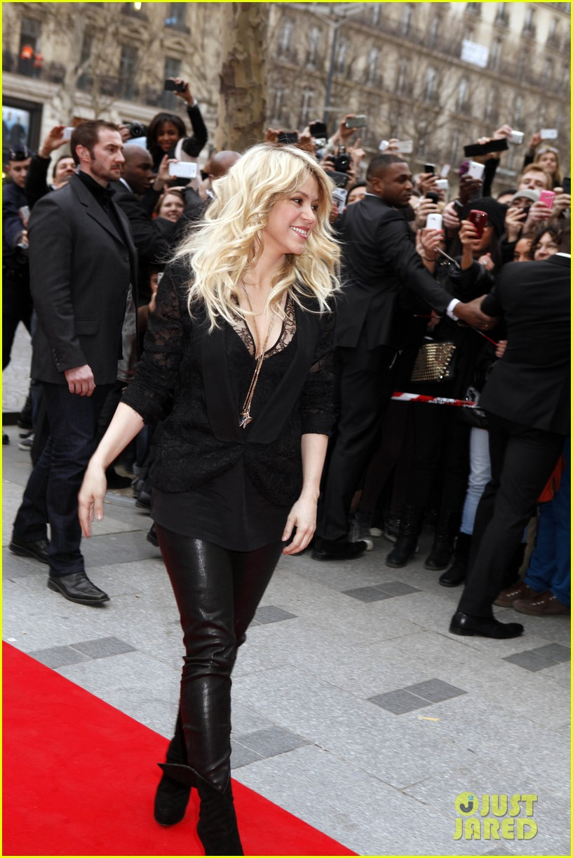 shakira s by shakira perfume launch 15