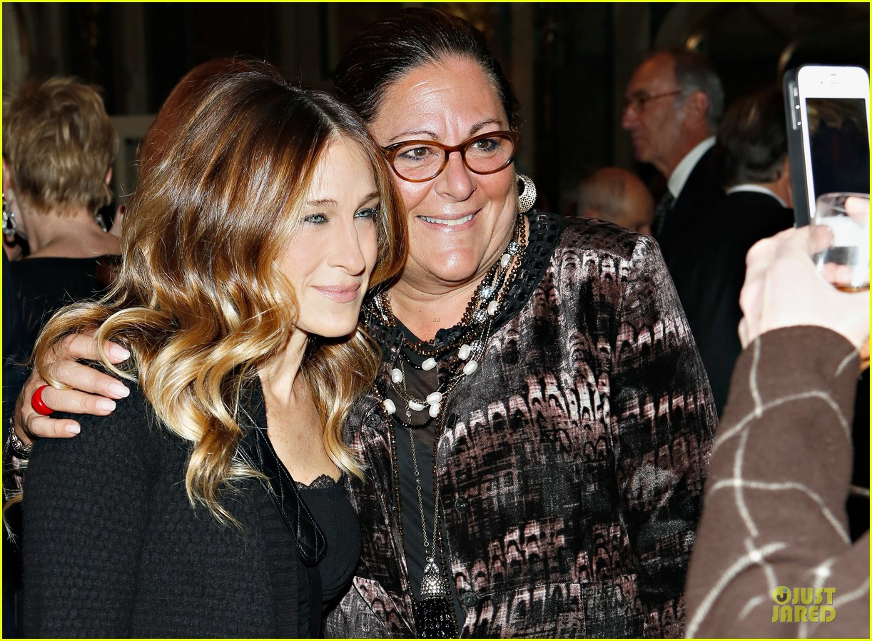 sarah jessica parker matthew broderick academy of the arts lifetime achievement awards 07