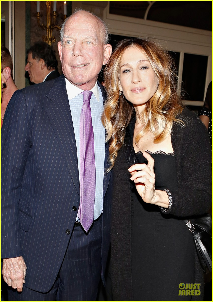 sarah jessica parker matthew broderick academy of the arts lifetime achievement awards 22