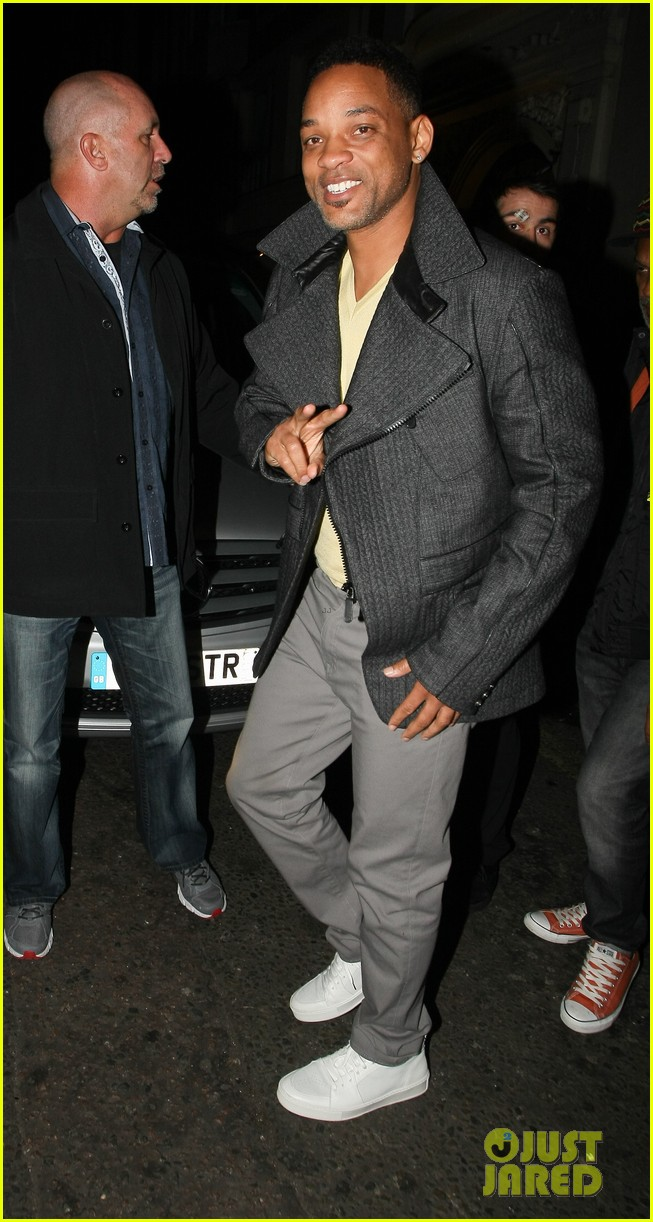 will smith london dinner with jaden kylie jenner 01