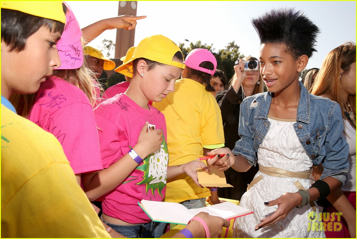 willow jaden smith kids choice awards 2013 red carpet 07