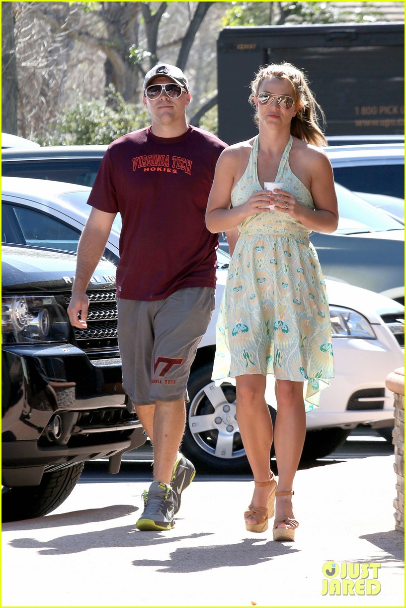 britney spears david lucado forever bella tanning stop 01