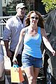 britney spears tanning with david lucado 04