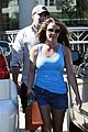 britney spears tanning with david lucado 16