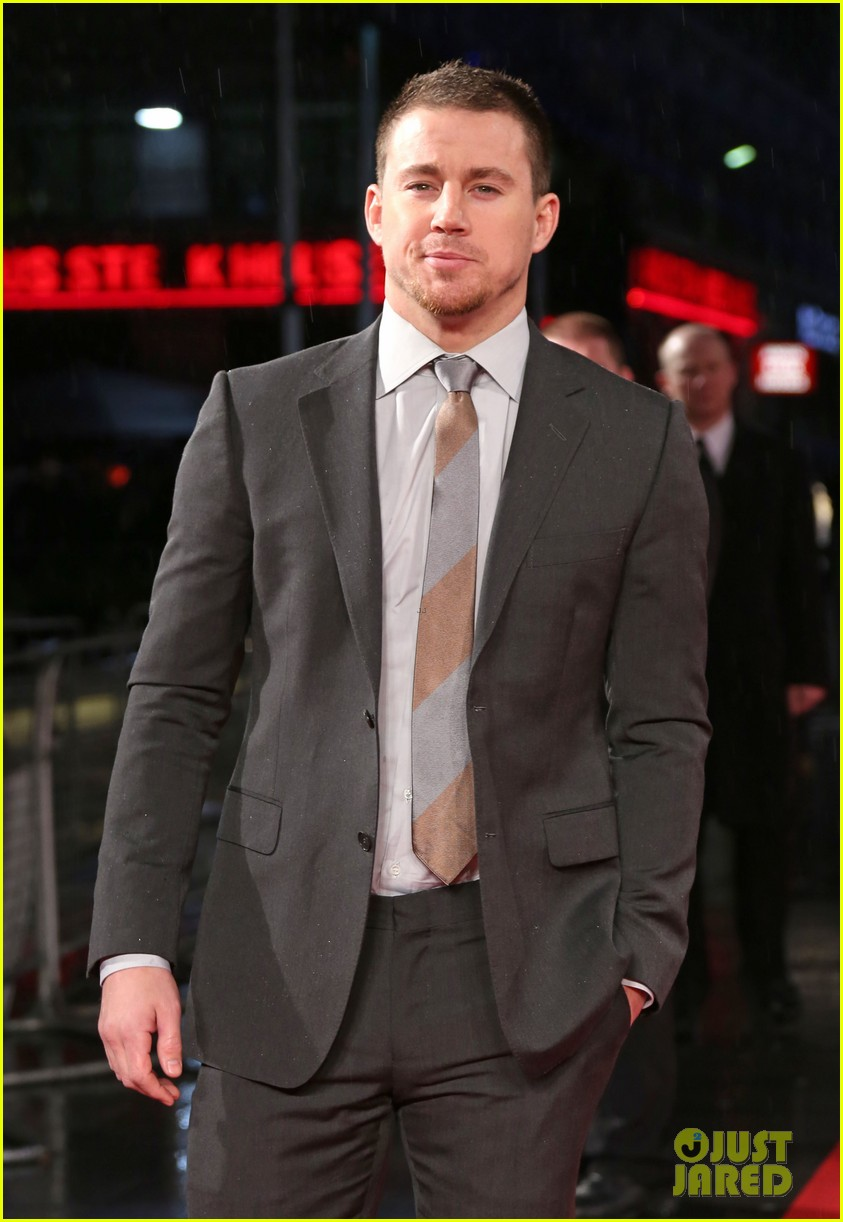 channing tatum gi joe retaliation london premiere 10