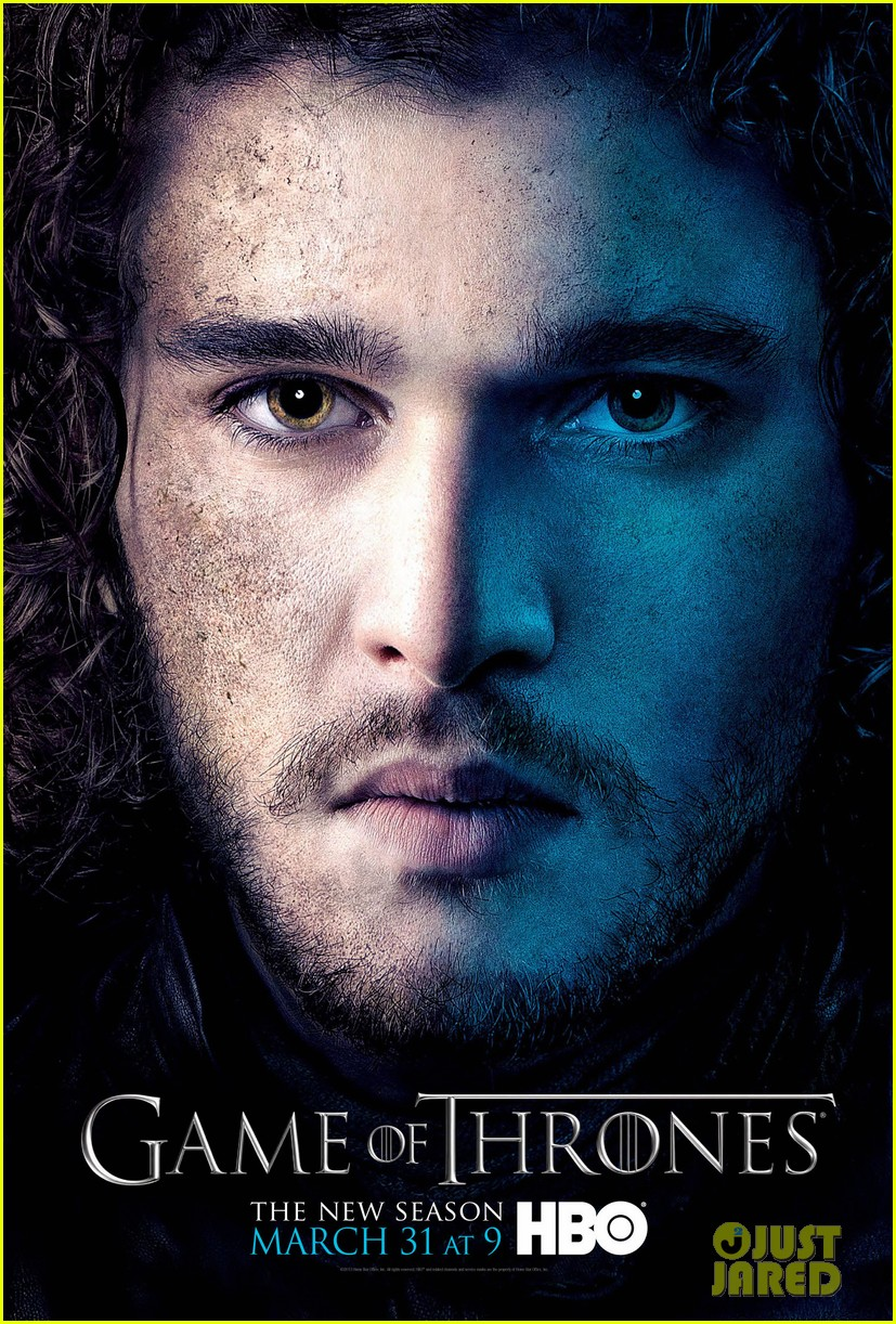 game of thrones season three character posters 01
