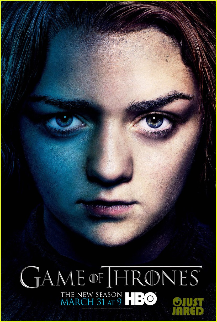game of thrones season three character posters 08