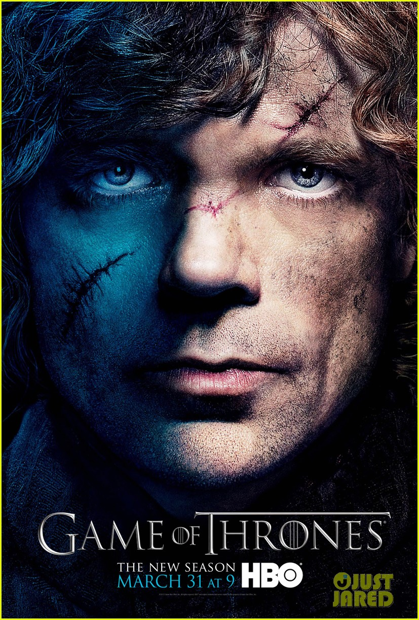 game of thrones season three character posters 092823191