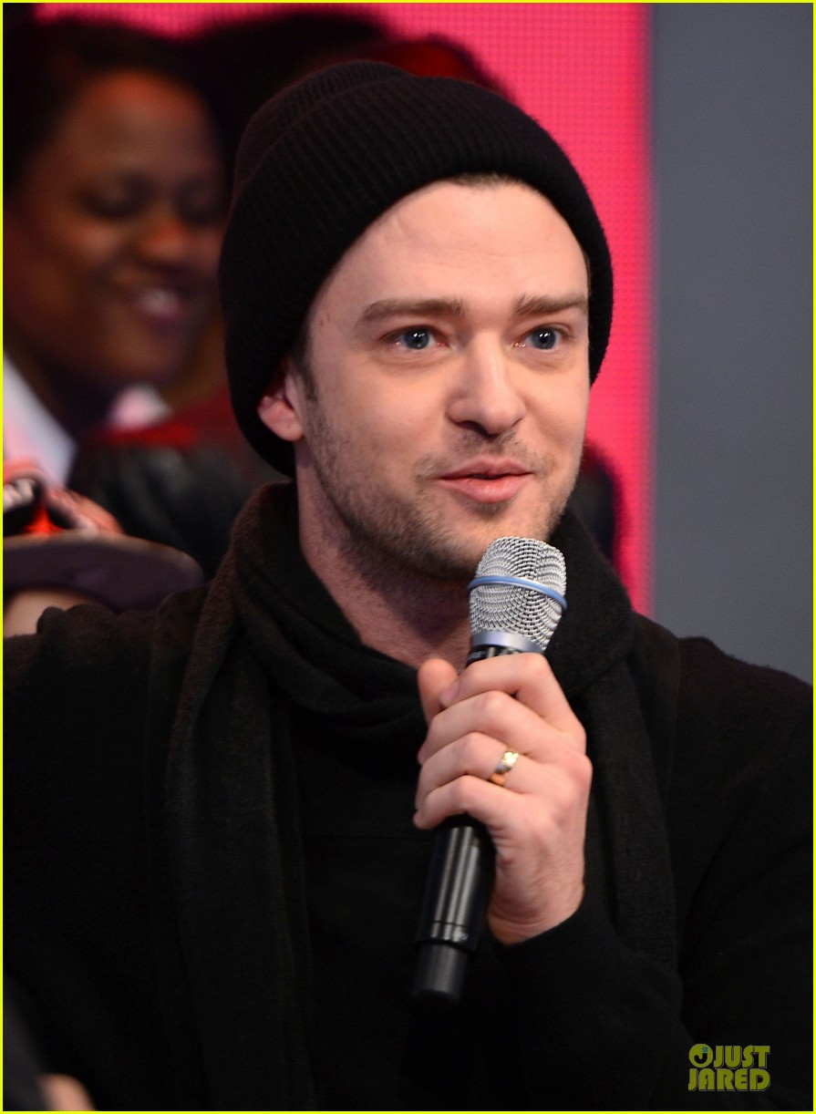 justin timberlake record release party airs on cw next week 07