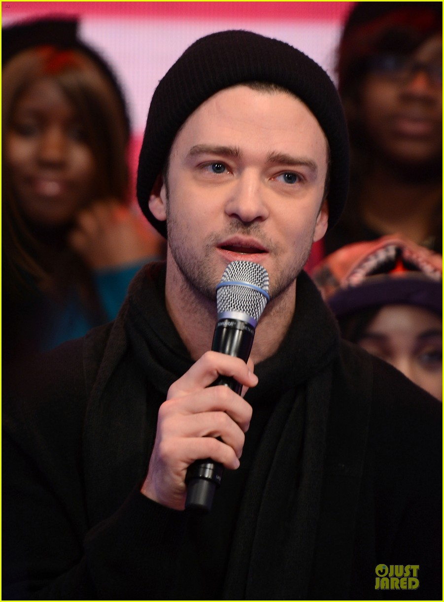 justin timberlake record release party airs on cw next week 10