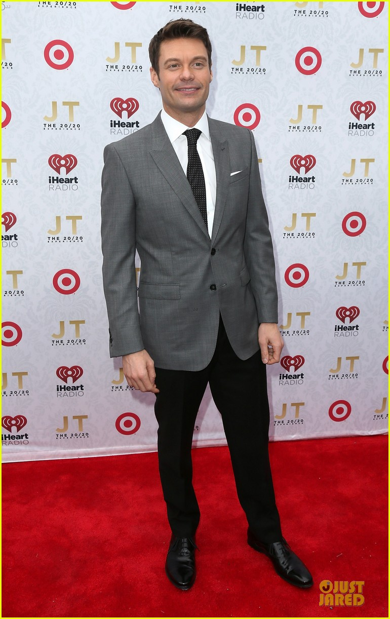 justin timberlake 20 20 experience record release party 03