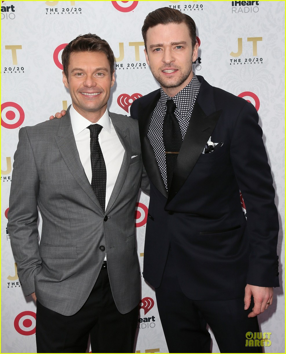 justin timberlake 20 20 experience record release party 04